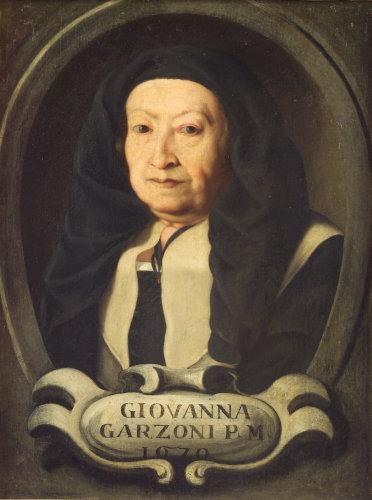 портрет Ждованны Гарзони