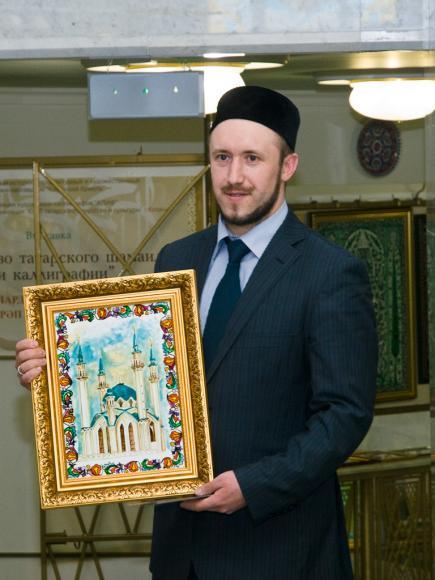 хазрат мечети Кул Шариф