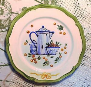 тарелка 7