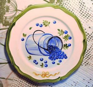 тарелка 5