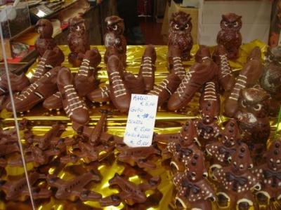 Шоколадная ярмарка