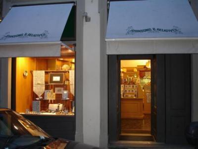 магазин с печатями во Флоренции